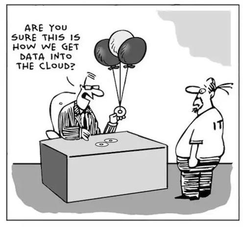 All-sercure-IT-Services-Data-in-cloud-joke
